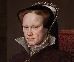 Mary I of England<