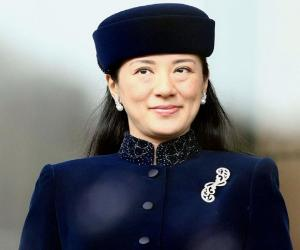 Masako, Crown Princess of Japan