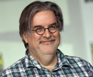 a biography of matt groening an american cartoonist writer producer animator and voice actor Canadian americans are american citizens or nationals matt groening (born 1954), cartoonist, writer, producer, animator, voice comedian, actor, writer.