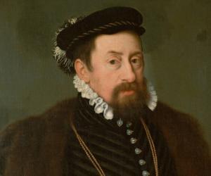 Maximilian II, ...<