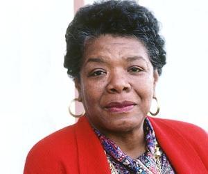 Maya Angelou<