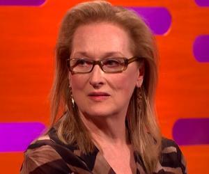 Meryl Streep<