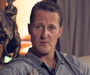 Michael Schumacher biography online