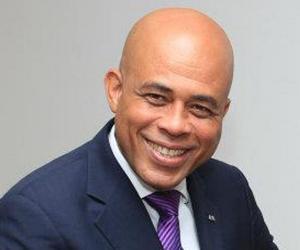 Michel Martelly<