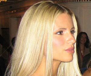 Michelle Hunziker biography online