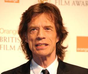 Mick Jagger<