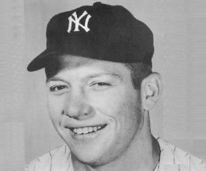 Mickey Mantle<