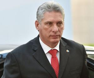Miguel Díaz-Canel<
