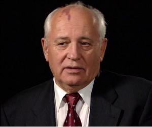 Mikhail Gorbachev<