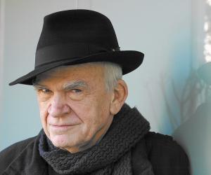 Milan Kundera<