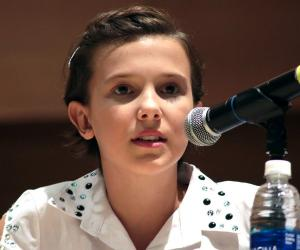 Millie Bobby Brown<