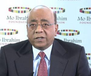 Mo Ibrahim<