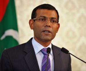 Mohamed Nasheed<