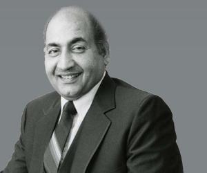 Mohammed Rafi<