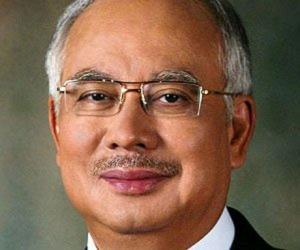 Najib Razak<