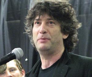 Neil Gaiman<