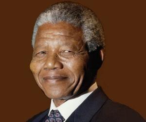 Nelson Mandela<