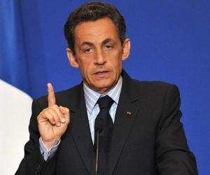 Nicolas Sarkozy<