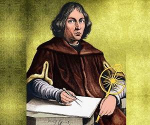 Nicolaus Copern...<