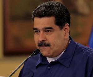 Nicolás Maduro<