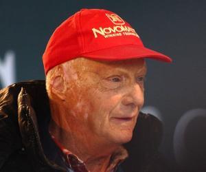 Niki Lauda<