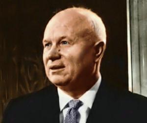 Nikita Khrushchev<