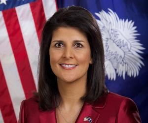 Nikki Haley<