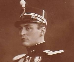 Olav V of Norway<