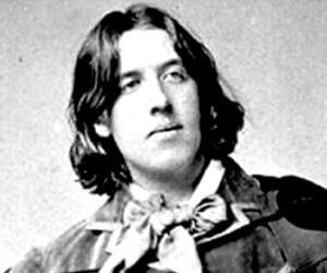 Oscar Wilde<