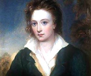 a biography of percy bysshe shelley an english romantic poet Romantic poetry love poems romantic poets in english literature  percy bysshe shelley biography  ode to the west wind by shelley, percy bysshe.