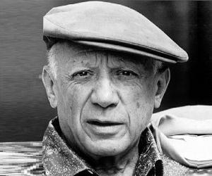 Pablo Picasso<