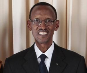 Paul Kagame<