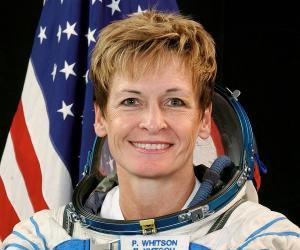 Peggy Whitson<