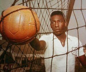 a biography of edson arantes do nascimento a soccer player Pele's full name is edison arantes do nascimento and he well as the best player of the tournament pele biography international soccer pele biography.