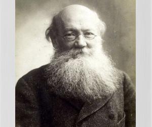 Peter Kropotkin<