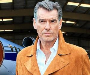 Pierce Brosnan<