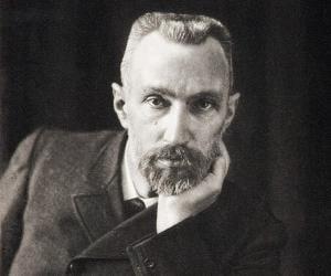 Pierre Curie<