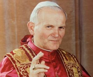 Pope John Paul II<