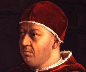 Pope Leo X<