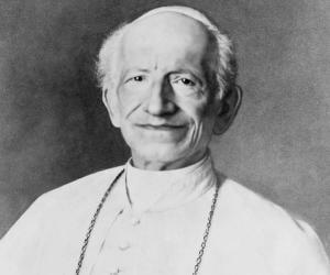 Pope Leo XIII<