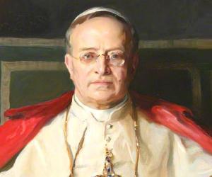 Pope Pius XI<
