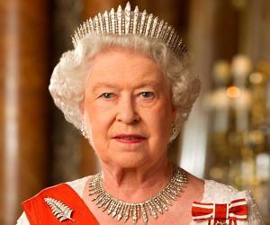 Queen Elizabeth II<