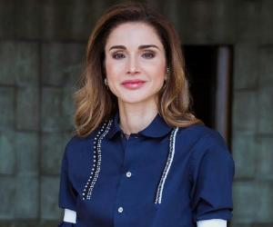 Queen Rania of ...<