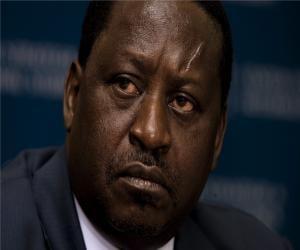 Raila Odinga<