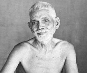 Ramana Maharshi<