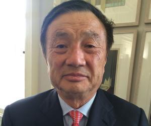 Ren Zhengfei<