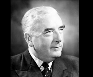 Robert Menzies<
