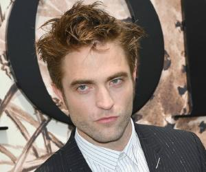 Robert Pattinson<