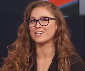 Ronda Rousey biography online