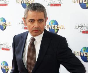Rowan Atkinson<